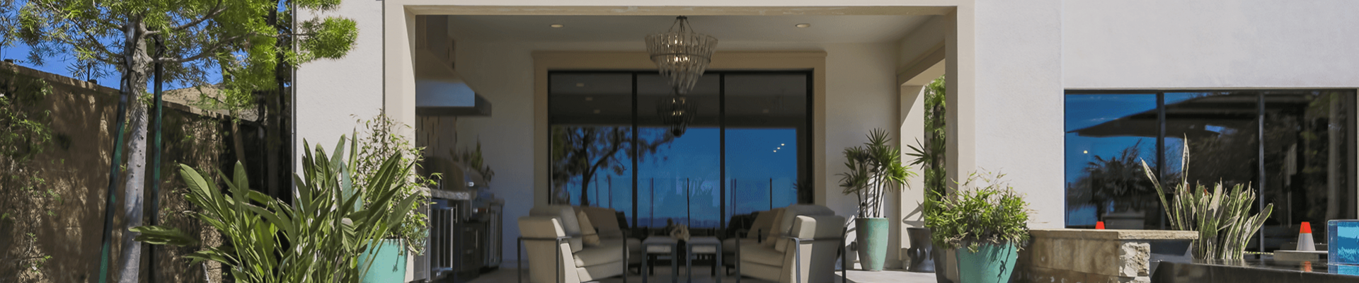 Window walls by Palmdale Glass