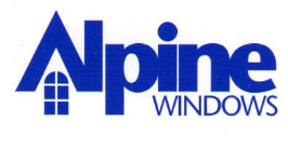 Alpine Windows